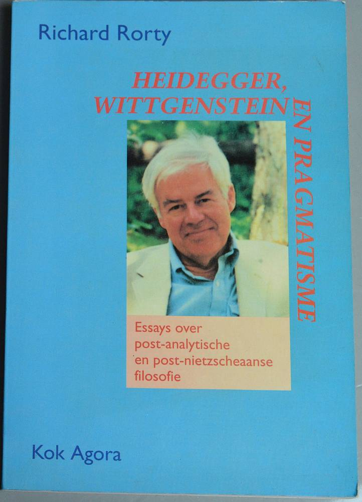 rorty essays on heidegger and others